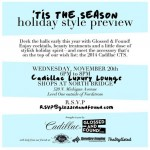 Holiday Style Preview Invite