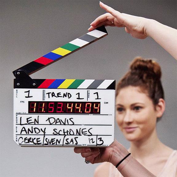 Behind The Scenes Film Wheel