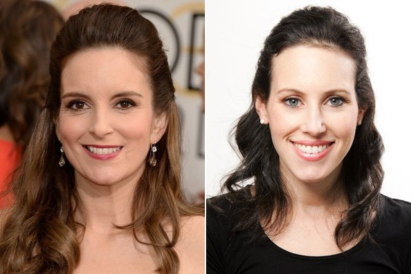 Get The Look! Red Carpet Hair: Tina Fey