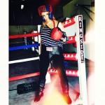 Jennifer Avello Boxing