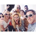 Photoshoot crew