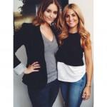 Jennifer Avello and Alison Victoria