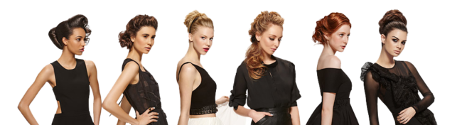 Pivot Point Salonability Long Hair Campaign