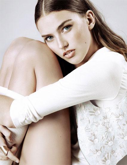 Model Portrait