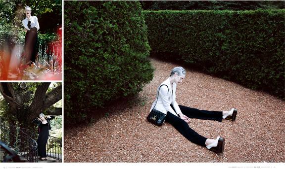 Fashion Garden Editorial