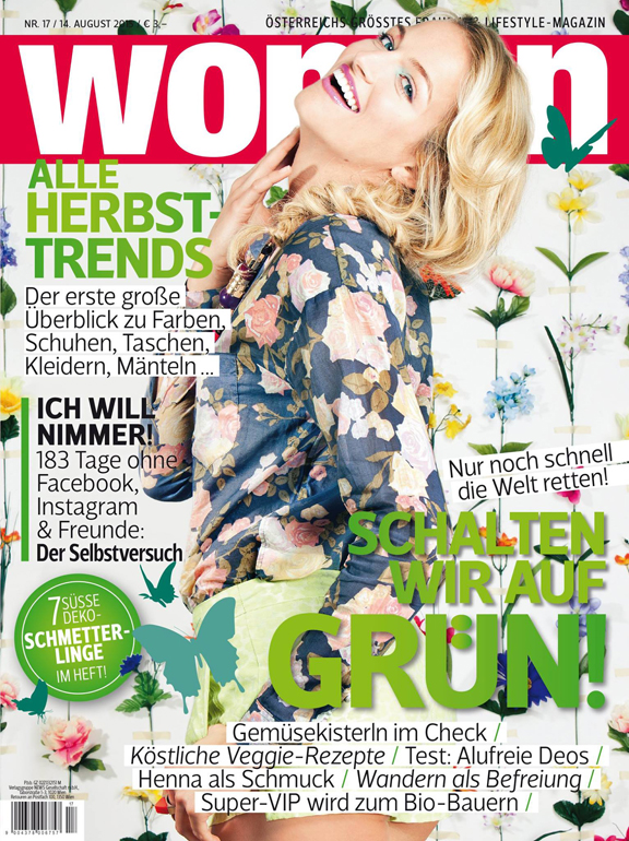 FashionPhotographer_JenniferAvello_Woman-Austria_Cover
