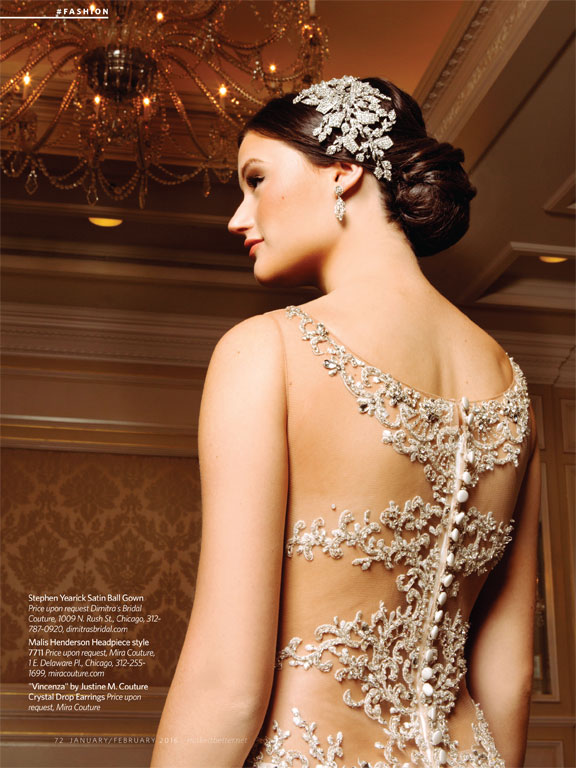 Make It Better Bridal Editorial