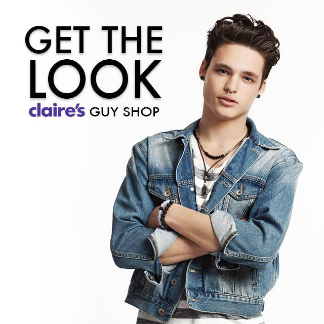 Claire's Store Guy Shop Ad