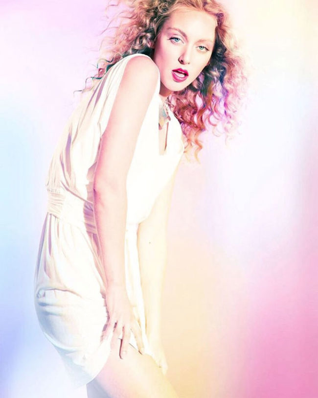 Colorful Pastel Fashion Editorial