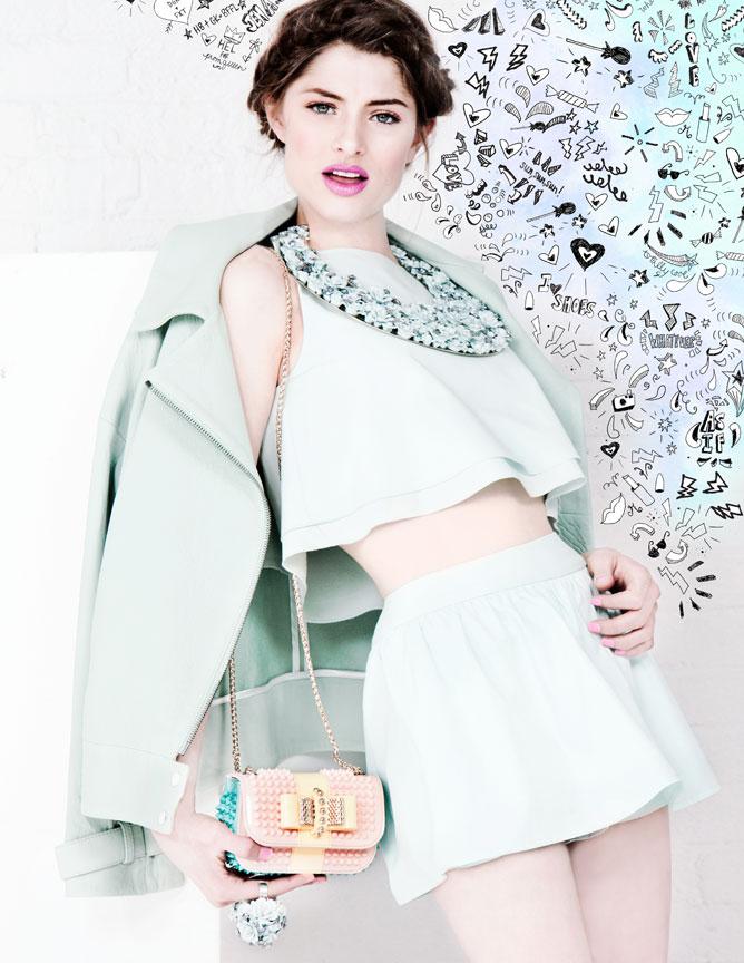 Mint Green Fashion