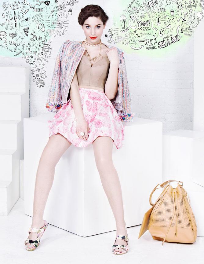 Spring Fashion Editorial