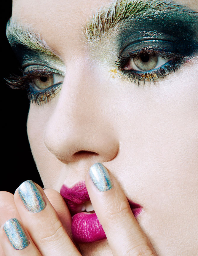 Macro Beauty Editorial