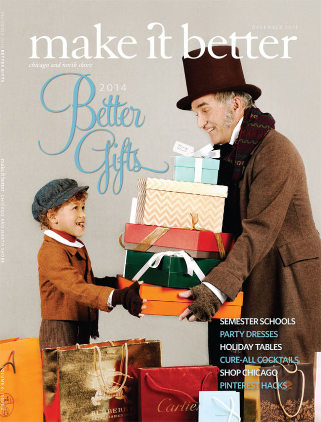 """A Christmas Carol"" Make It Better Cover Story"