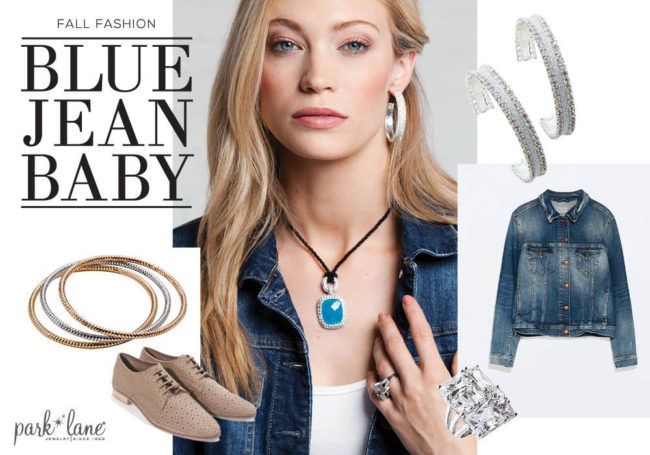 Fall Fashion: Blue Jean Baby