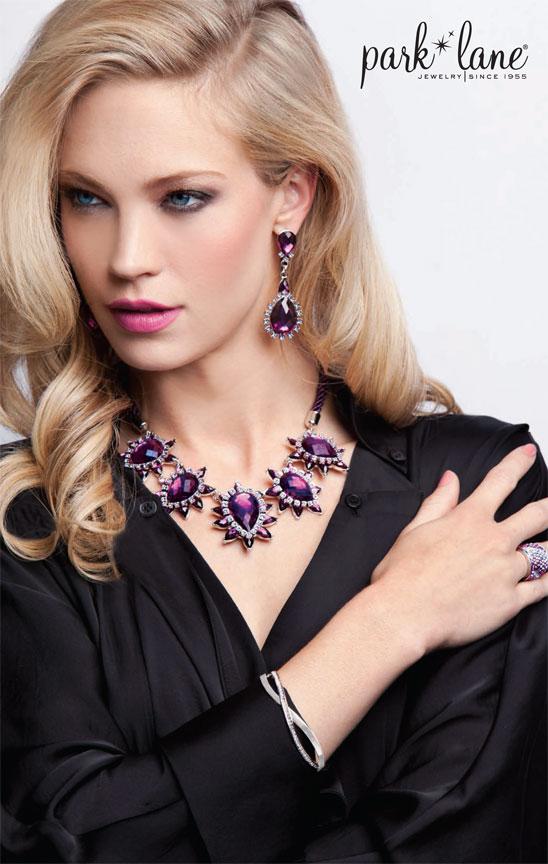Park lane Jewelry Catalog Cover