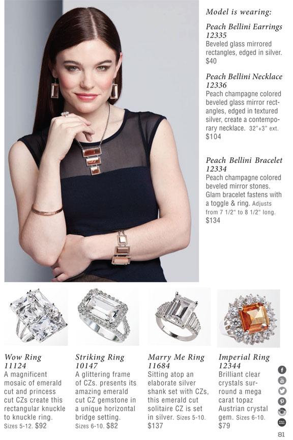 Park lane Jewelry 2014-2015 Catalog