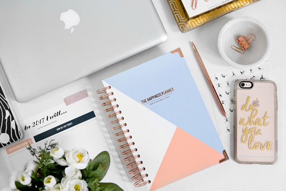 The Happiness Planner, 2017 Planner