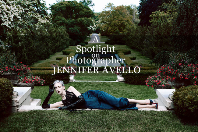 Jennifer Avello interview with American Fashion Magazine