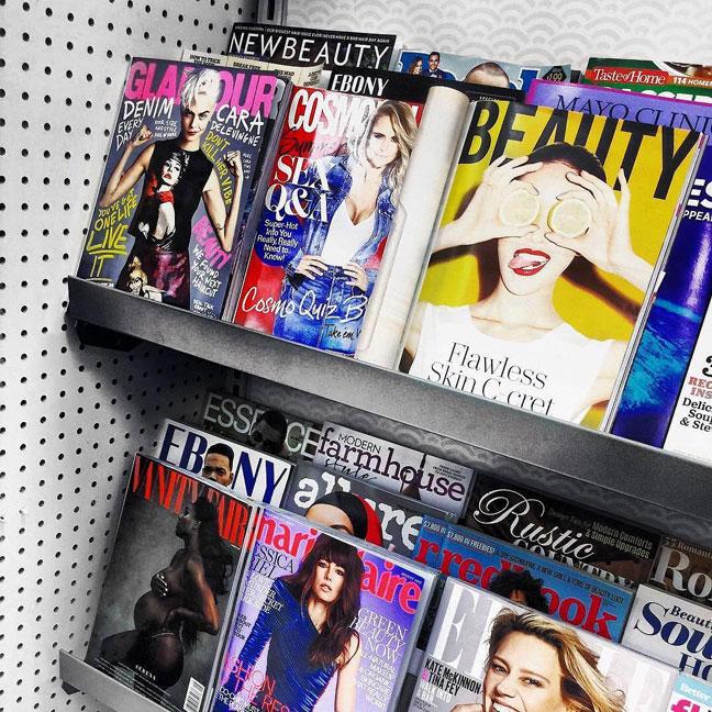 Cosmopolitan USA Magazine August 2017