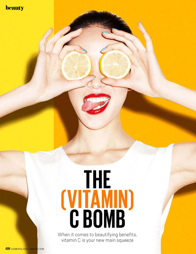 The Vitamin C Bomb