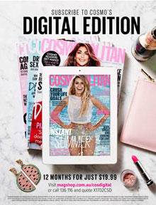 Cosmopolitan Australia, Jan 2018