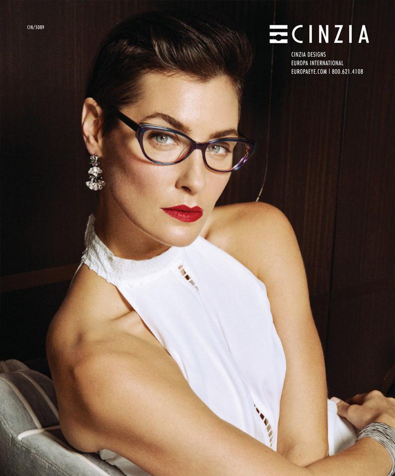 Cinzia 2018 Ad Campaign